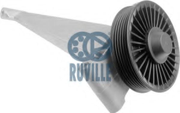 Фото 1 - Паразитный / ведущий ролик, поликлиновой ремень RUVILLE - 55138