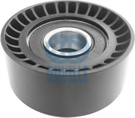 Фото 1 - Паразитный / ведущий ролик, поликлиновой ремень RUVILLE - 55571