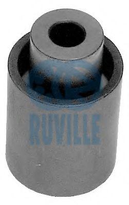Фото 1 - Паразитный / Ведущий ролик, зубчатый ремень RUVILLE - 55704