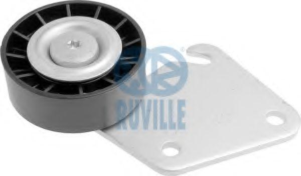 Фото - Паразитный / ведущий ролик, поликлиновой ремень RUVILLE - 55935