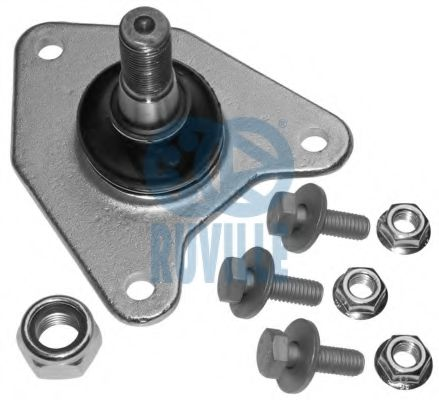 Опора шаровая FORD (пр-во Ruville)                                                                   RUVILLE 915213