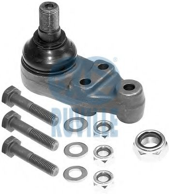 Опора шаровая FORD (пр-во Ruville)                                                                   RUVILLE 915243