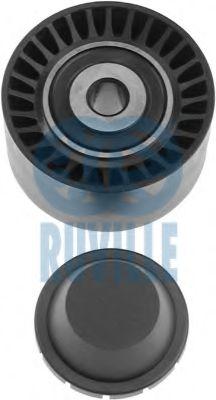 Фото 1 - 60x10x30 Ролик натяжний Citroen Xsara Picasso 1.6 99-/Peugeot Partner 1.6 08- RUVILLE - 55962