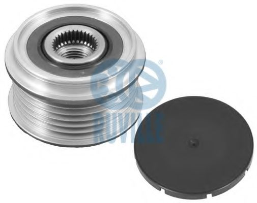ALTERNATOR CLUTCH PULLEY RUVILLE 55594