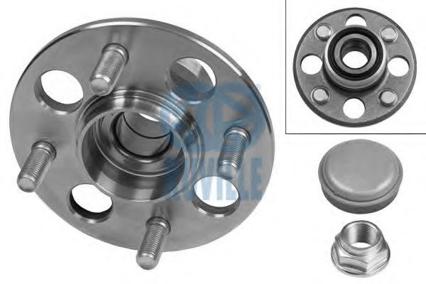 Комплект подшипника ступицы колеса  арт. 7419