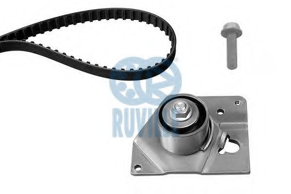 Timing belt set RUVILLE 5558070