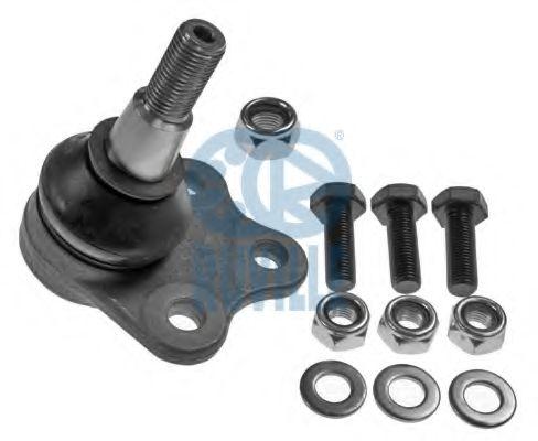 Кульова опора перед. (18 mm) Ford S-Max/Mondeo IV/Galaxy/Volvo S60/S80/V60/V70 06- RUVILLE 916549