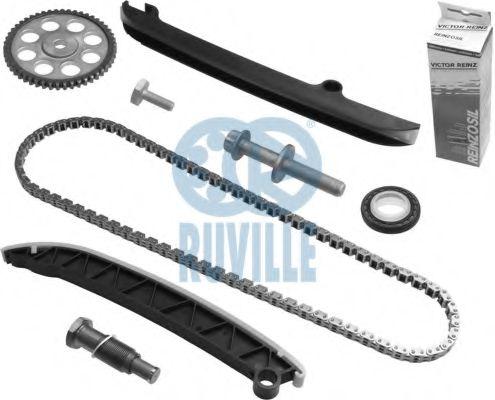 Комплект цепи привода распредвала RUVILLE 3454036SD