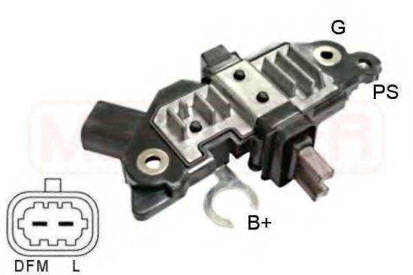 Регулятор генератора (пр-во ERA)                                                                     ERA арт. 216016