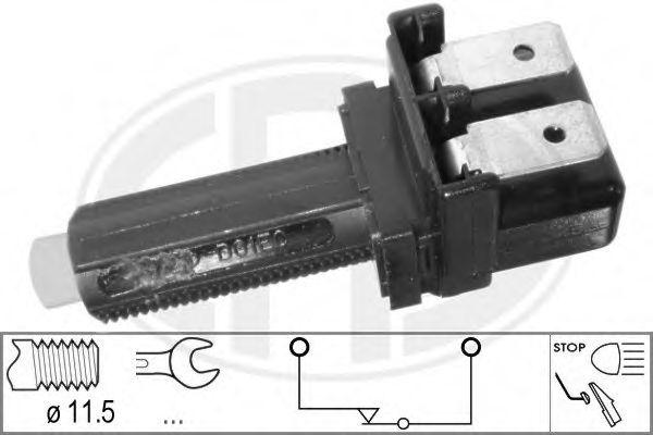 Выключатель фонаря сигнала торможения (пр-во ERA)                                                     арт. 330042
