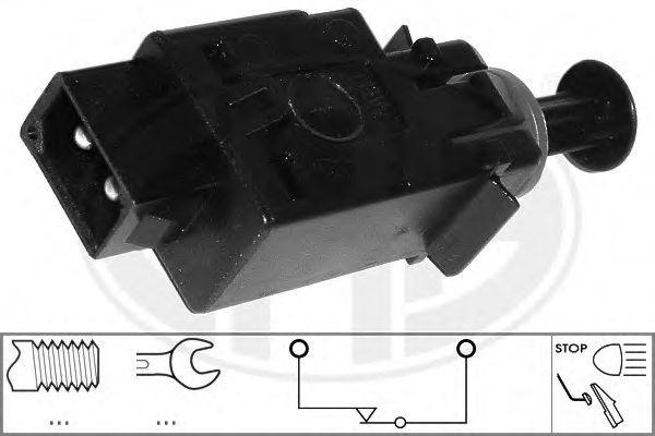 Выключатель фонаря сигнала торможения (пр-во ERA)                                                     арт. 330046