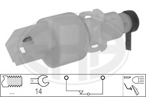 Датчик включення стоп-сигналу  арт. 330071