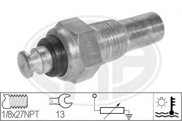 Датчик, температура охлаждающей жидкости (пр-во ERA)                                                  арт. 330085