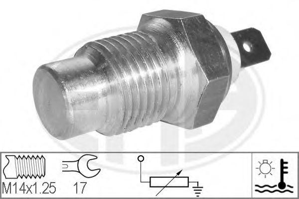 Датчик, температура охлаждающей жидкости (пр-во ERA)                                                  арт. 330086