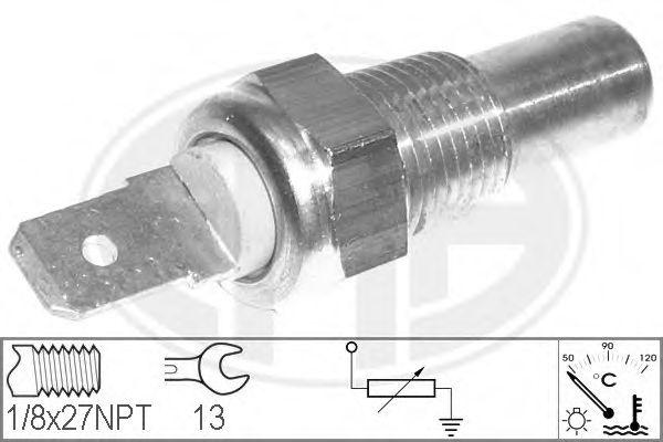 Датчик, температура охлаждающей жидкости (пр-во ERA)                                                  арт. 330096