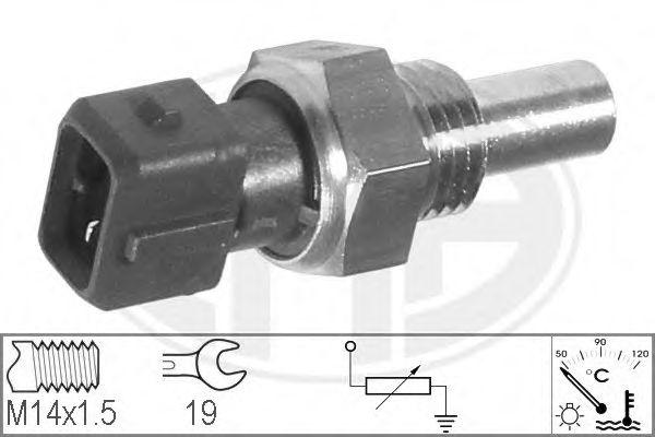 Датчик, температура охлаждающей жидкости (пр-во ERA)                                                  арт. 330097