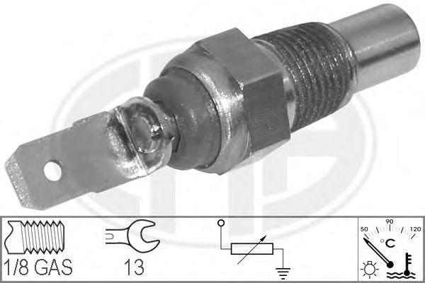 Датчик, температура охлаждающей жидкости (пр-во ERA)                                                  арт. 330100