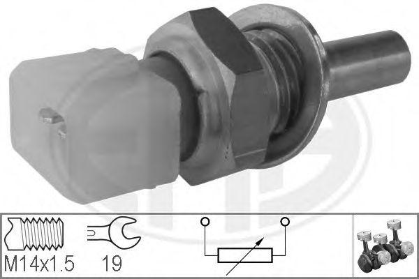 Датчик, температура охлаждающей жидкости (пр-во ERA)                                                  арт. 330115