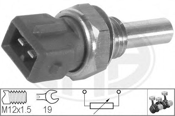 Датчик, температура охлаждающей жидкости (пр-во ERA)                                                  арт. 330116