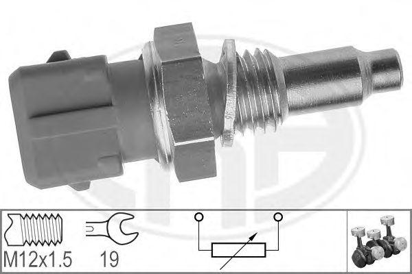 Датчик, температура охлаждающей жидкости (пр-во ERA)                                                  арт. 330120