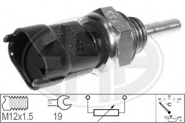 Датчик, температура охлаждающей жидкости (пр-во ERA)                                                  арт. 330137