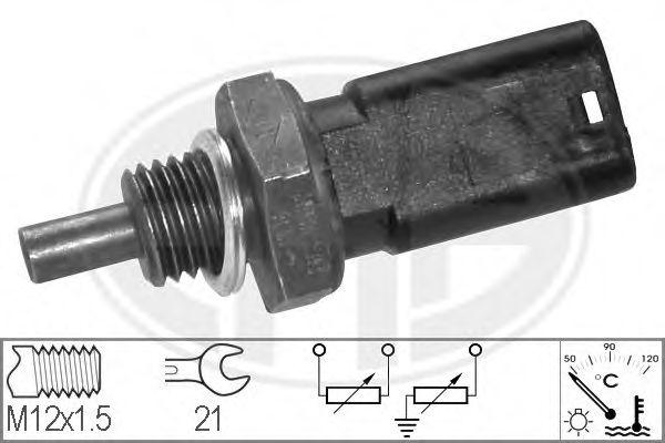 Датчик, температура охлаждающей жидкости (пр-во ERA)                                                  арт. 330138