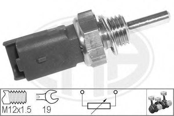 Датчик, температура охлаждающей жидкости (пр-во ERA)                                                  арт. 330142