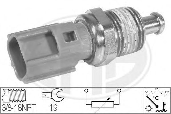 Датчик, температура охлаждающей жидкости (пр-во ERA)                                                  арт. 330144