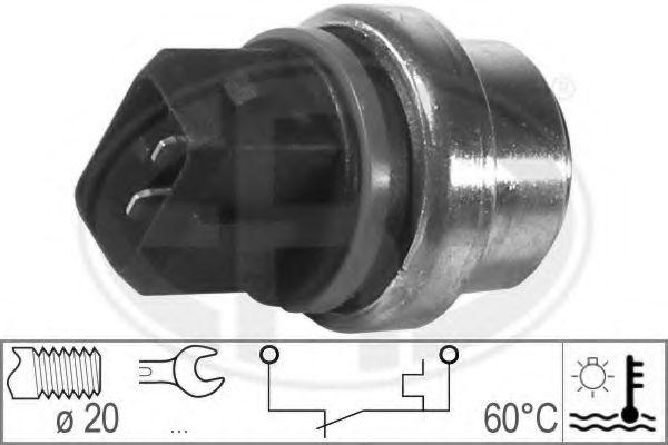 Датчик, температура охлаждающей жидкости (пр-во ERA)                                                  арт. 330162