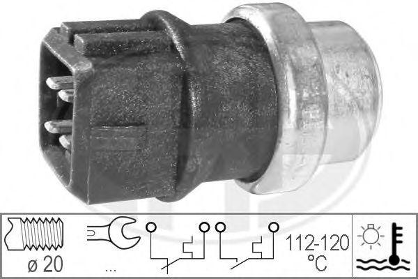 Датчик включения вентилятора радиатора ERA 330164