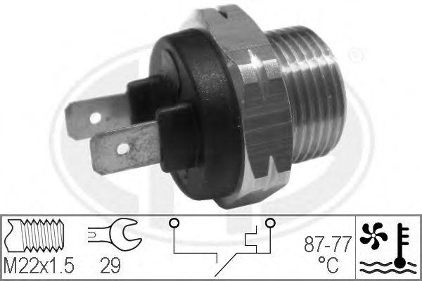 Датчик включения вентилятора радиатора ERA 330167
