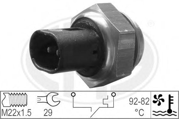 Датчик включения вентилятора радиатора ERA 330181