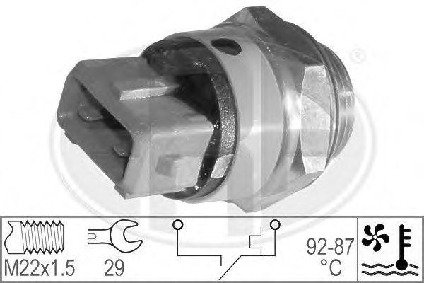 Датчик включения вентилятора радиатора ERA 330194