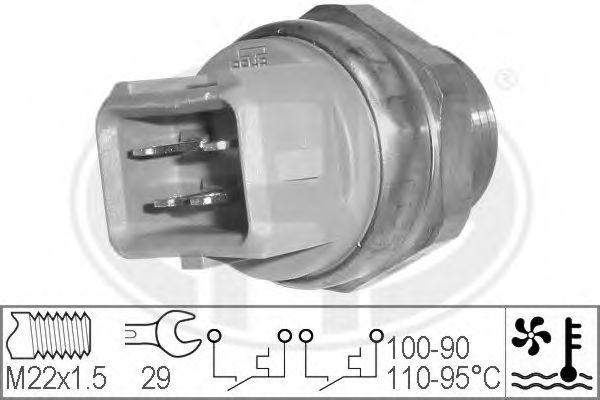 Датчик включения вентилятора радиатора ERA 330211