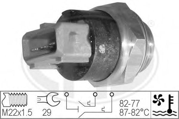 Датчик включения вентилятора радиатора ERA 330215