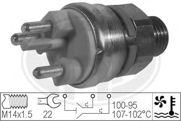 Датчик включения вентилятора радиатора ERA 330216