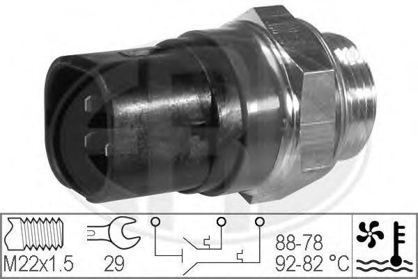 Датчик включения вентилятора радиатора ERA 330219