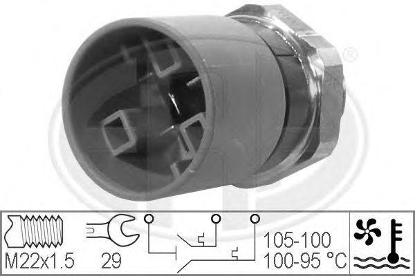 Датчик включения вентилятора радиатора ERA 330226