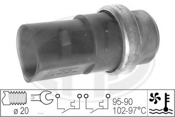 Датчик включения вентилятора радиатора ERA 330231