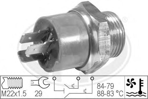 Термовимикач  арт. 330267