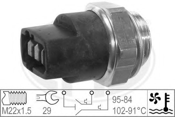 Датчик включения вентилятора радиатора ERA 330268