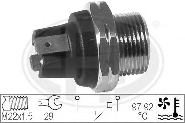 Датчик включения вентилятора радиатора ERA 330269
