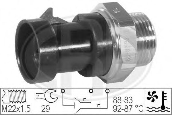 Термовыключатель, вентилятор радиатора (пр-во ERA)                                                    арт. 330279