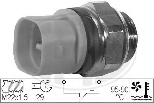 Датчик включения вентилятора радиатора ERA 330282