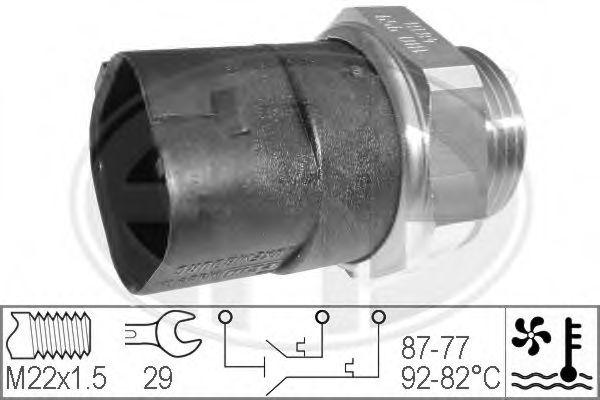 Датчик включения вентилятора радиатора ERA 330283
