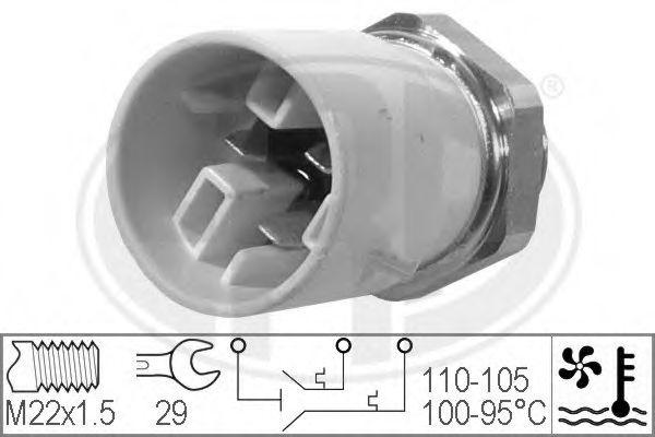 Датчик включения вентилятора радиатора ERA 330299