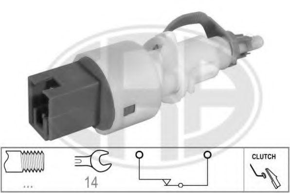 Датчик включення стоп-сигналу  арт. 330492