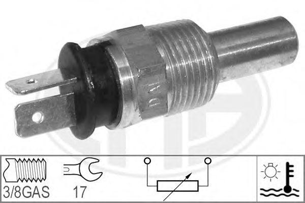 Датчик, температура охлаждающей жидкости (пр-во ERA)                                                  арт. 330562