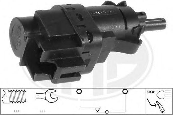 Выключатель фонаря сигнала торможения (пр-во ERA)                                                     арт. 330597
