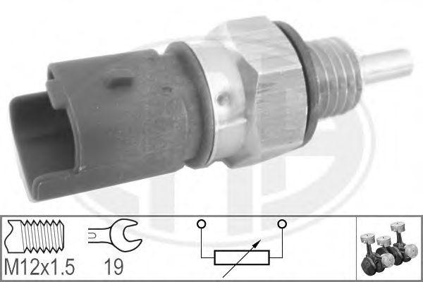 Датчик температуры охлаждающей жидкости  арт. 330624